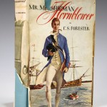 Signed first American edition of 'Mr Midshipman Hornblower'