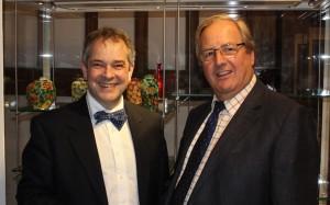 Alan & Rupert Toovey
