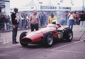 John Young 250F Maserati 1960s
