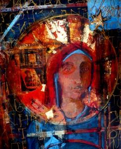 'Star Madonna' by Alison Milner-Gulland