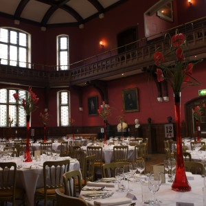 Oxford Union Chamber Dining