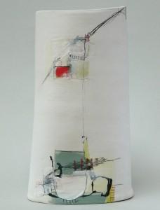 'Landscape'-open-vessel