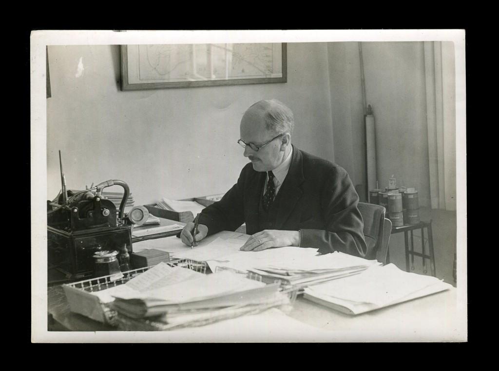 Percy Cox