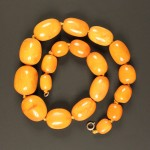Amber Bead Necklace Tooveys 01