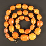 Amber Bead Necklace Tooveys 03