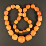 Amber Bead Necklace Tooveys 04