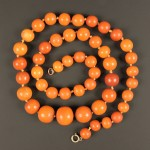 Amber Bead Necklace Tooveys 05