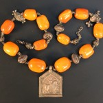 Amber Bead Necklace Tooveys 07