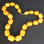 Amber Bead Necklace Tooveys 09