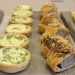 Tartlets and Sausage Rolls at Toovey's