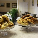 Rock Cakes and Eccles Cakes at Toovey's