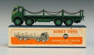 Tooveys Lot 3009 Dinky Toys