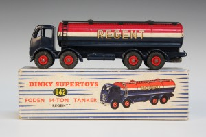 Tooveys Lot 3058 Dinky Supertoys