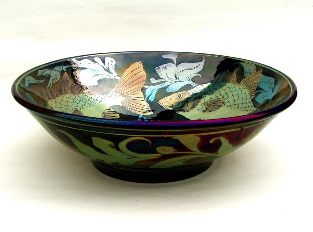 Fish Bowl by Jonathan Chiswell Jones