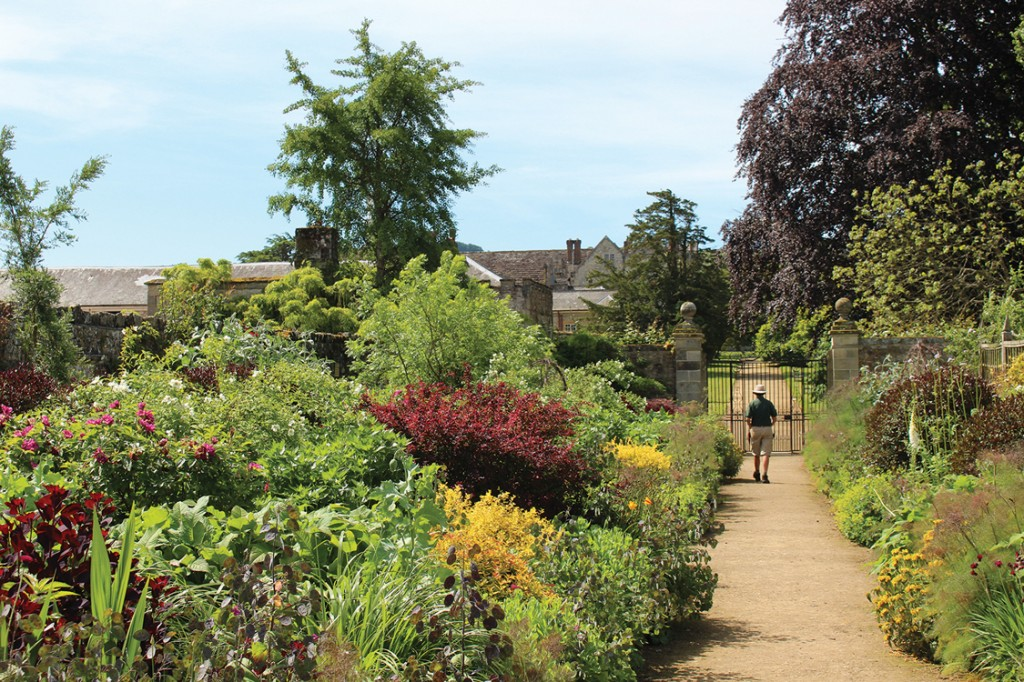 The Gardens at Parham House