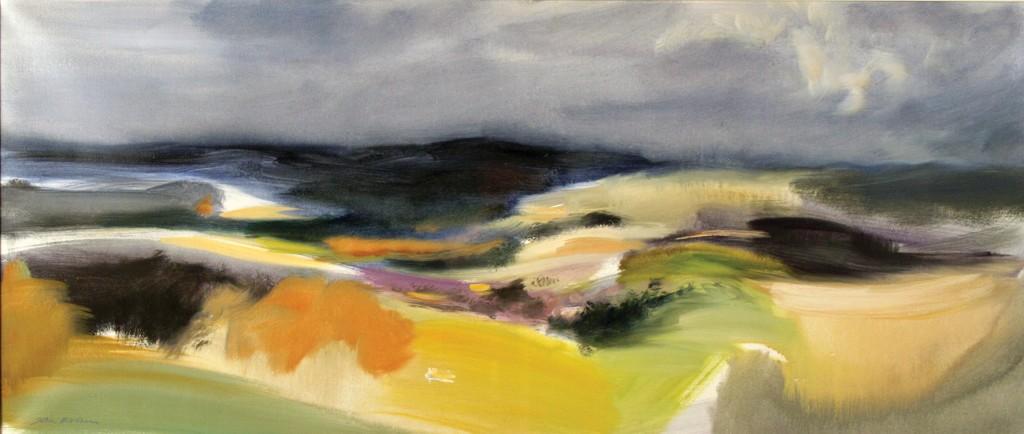 John Hitchens Downland View