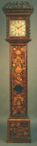 William and Mary longcase clock