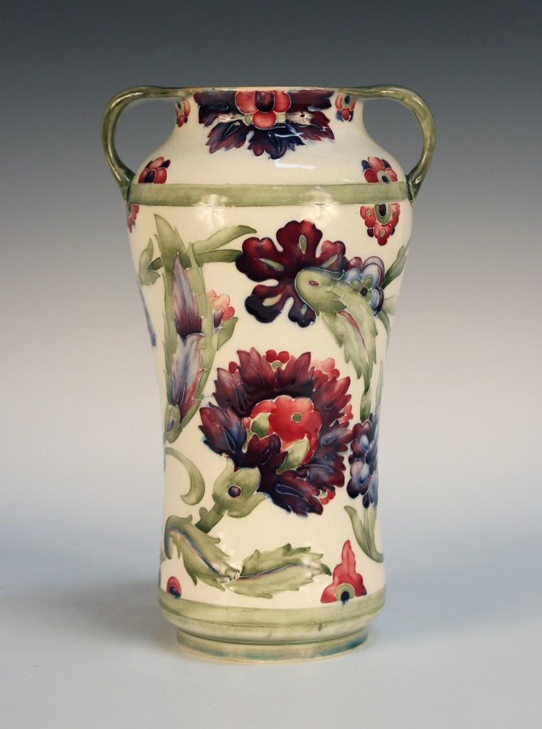 Moorcroft Persian pattern vase
