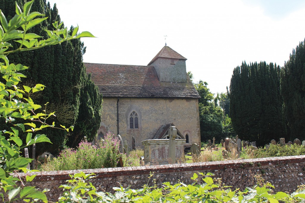 St John the Baptist, Clayton, West Sussex
