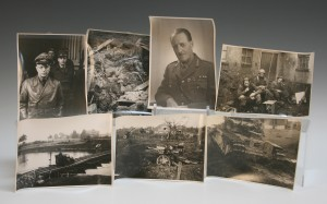 Photographs taken by Captain B. St. C. Tony Rutherford