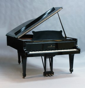 Steinway Grand Piano at Toovey's May Auction