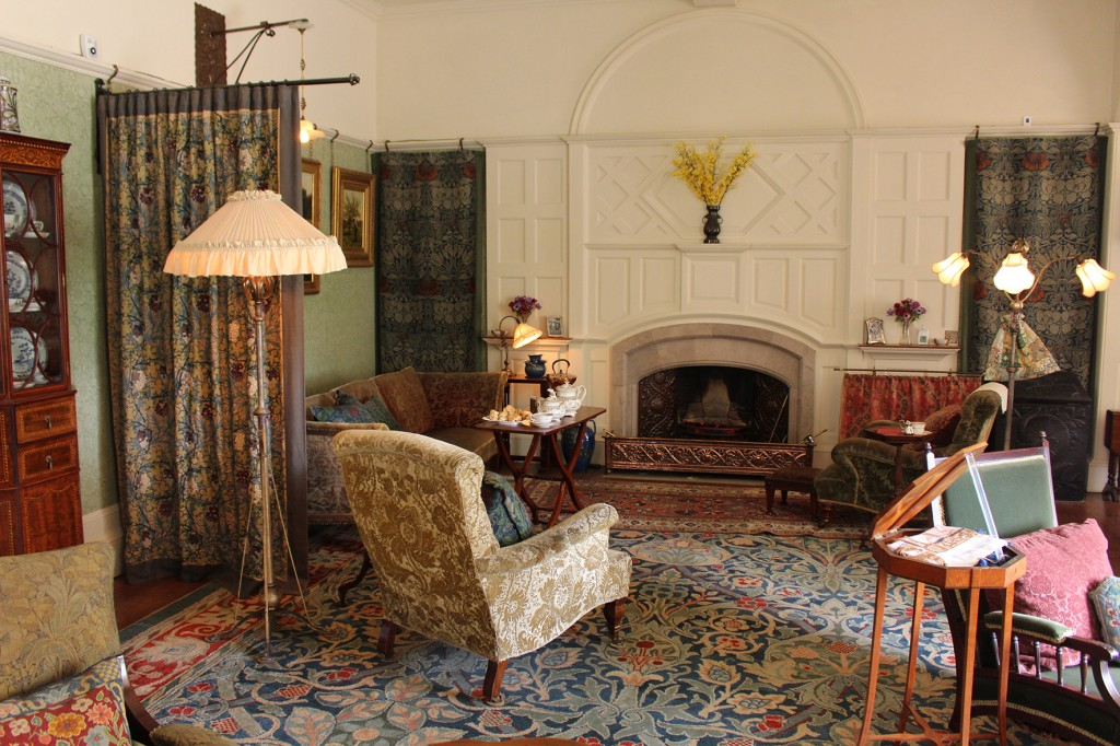 The Drawing Room at Standen