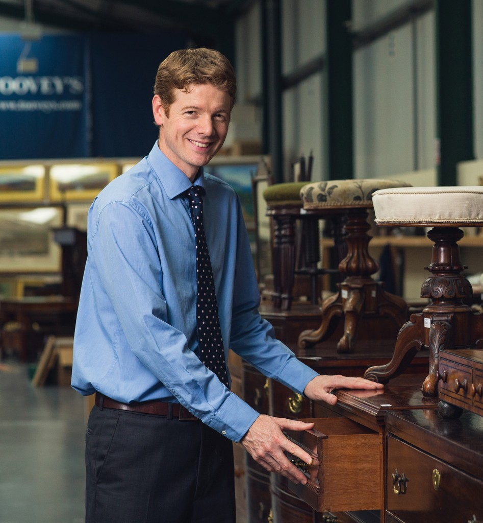Toovey's Arts and Crafts Specialist, William Rowsell