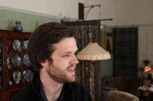 Ben Dale, House Manager at Standen