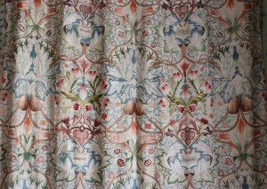 'Artichoke', a design by William Morris