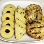 Jammy Dodgers, Chocolate Chip Shortbread and Eccles Cakes at Toovey's