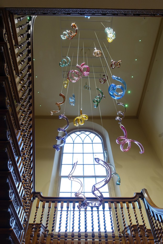 'A Twist in Time' by Michael Petry, at Pallant House Gallery