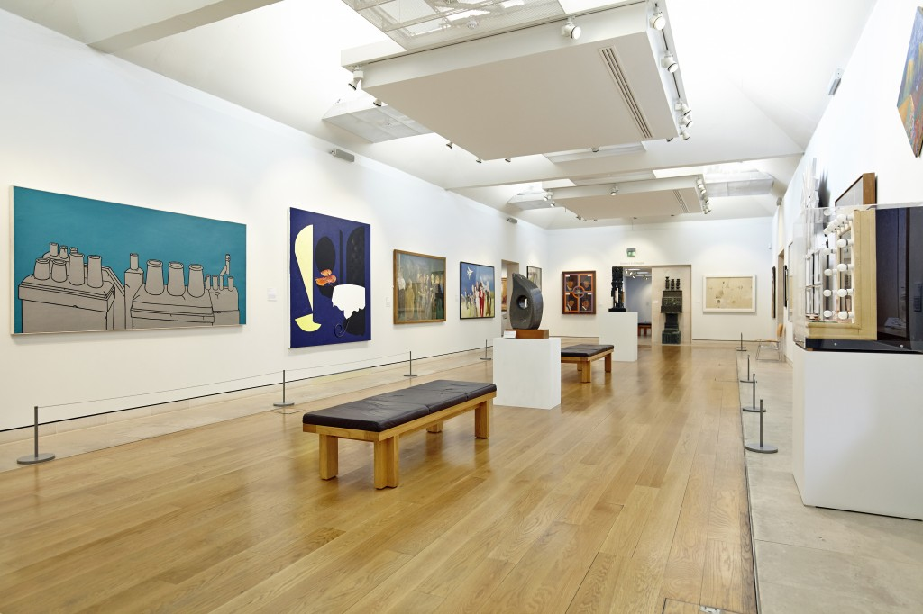 Pallant House Gallery interior