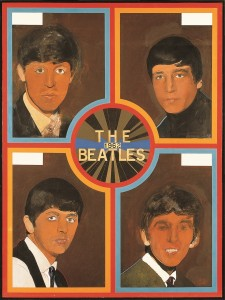 Sir Peter Blake, 'The Beatles 1962'