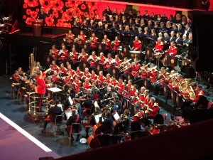 The Royal British Legion Festival of Remembrance at the Royal Albert Hall