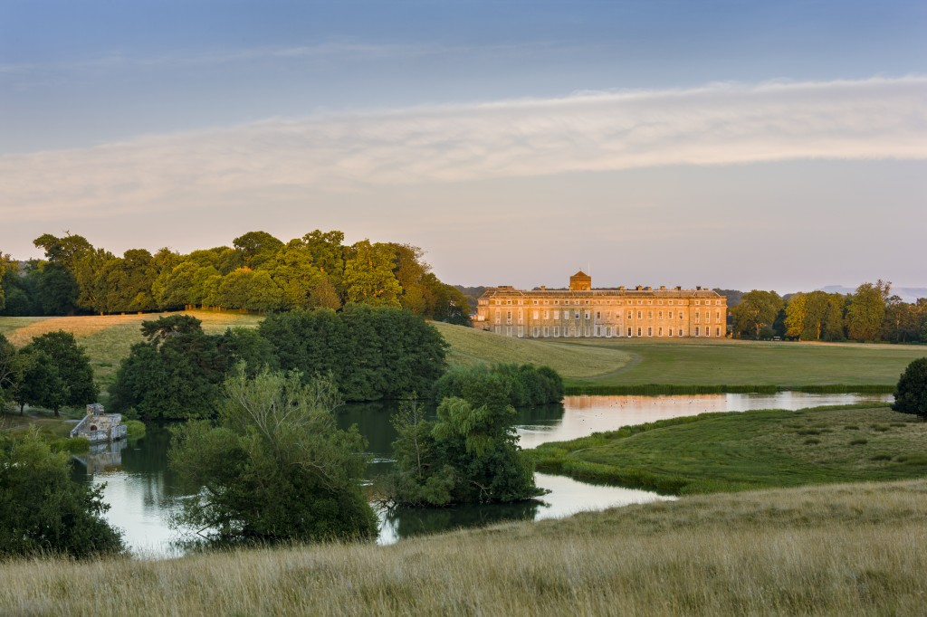 Capability Brown's landscape at Petworth