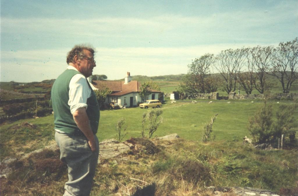 Michael Gilkes at Maol Buidhe Islay