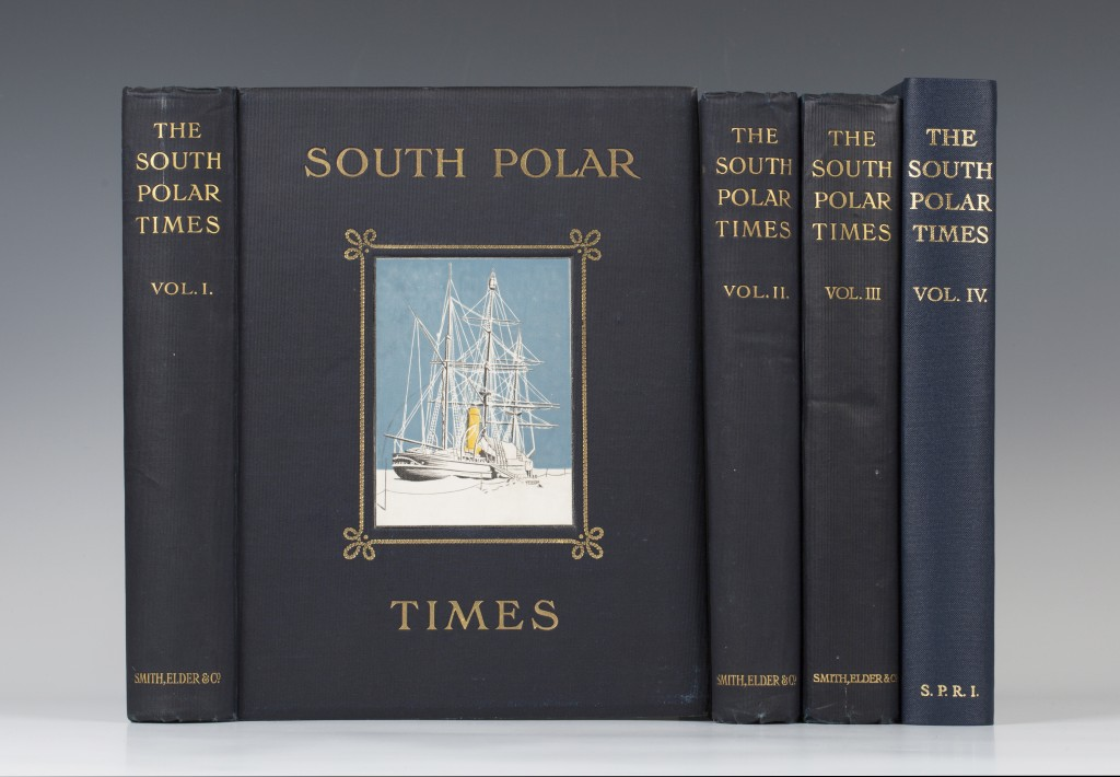 The South Polar Times, estimate £5000-7000