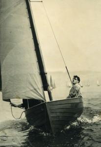 Adventurer, bibliophile and sailing enthusiast, Michael Gilkes