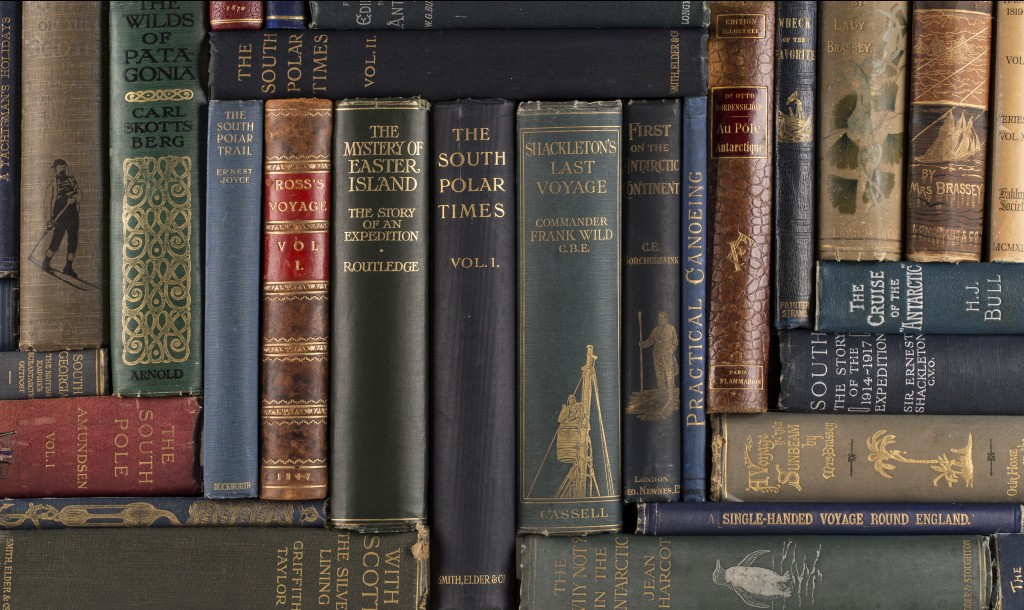 The Michael Gilkes Collection of Travel and Exploration Books