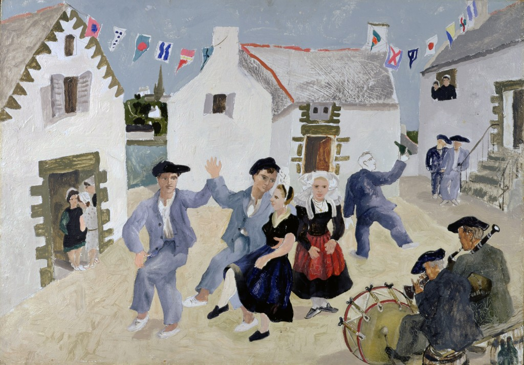 Christopher Wood, 'Dancing Sailors', Leicester Arts and Museums Service