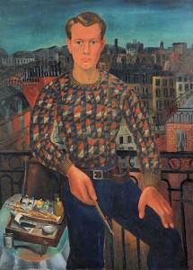 Christopher Wood, 'Self-Portrait, 1927', Kettles Yard, University of Cambridge