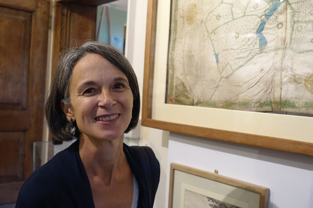 Alison Smith, Tate Gallery's Lead Curator of British Art to 1900, at Horsham Museum & Art Gallery