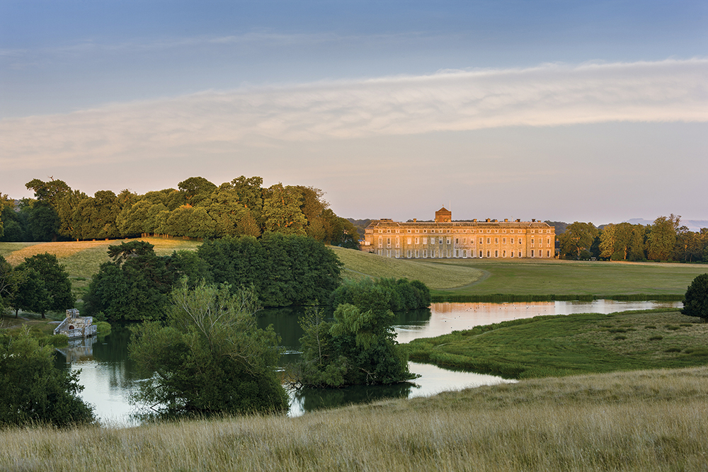 Capability Brown's very English landscape at Petworth