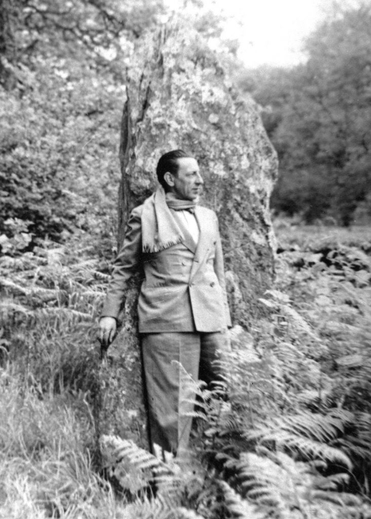 Clare Neilson, Photograph of Paul Nash, Pallant House Gallery, The Clare Neilson Gift through the Art Fund