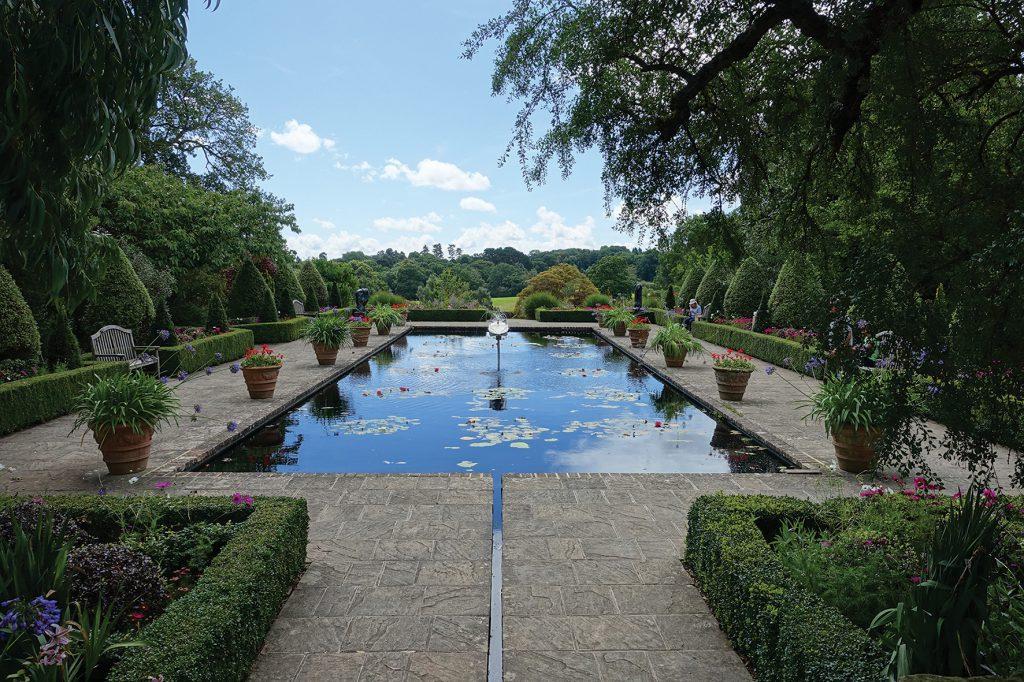 The Italian Garden at Borde Hill