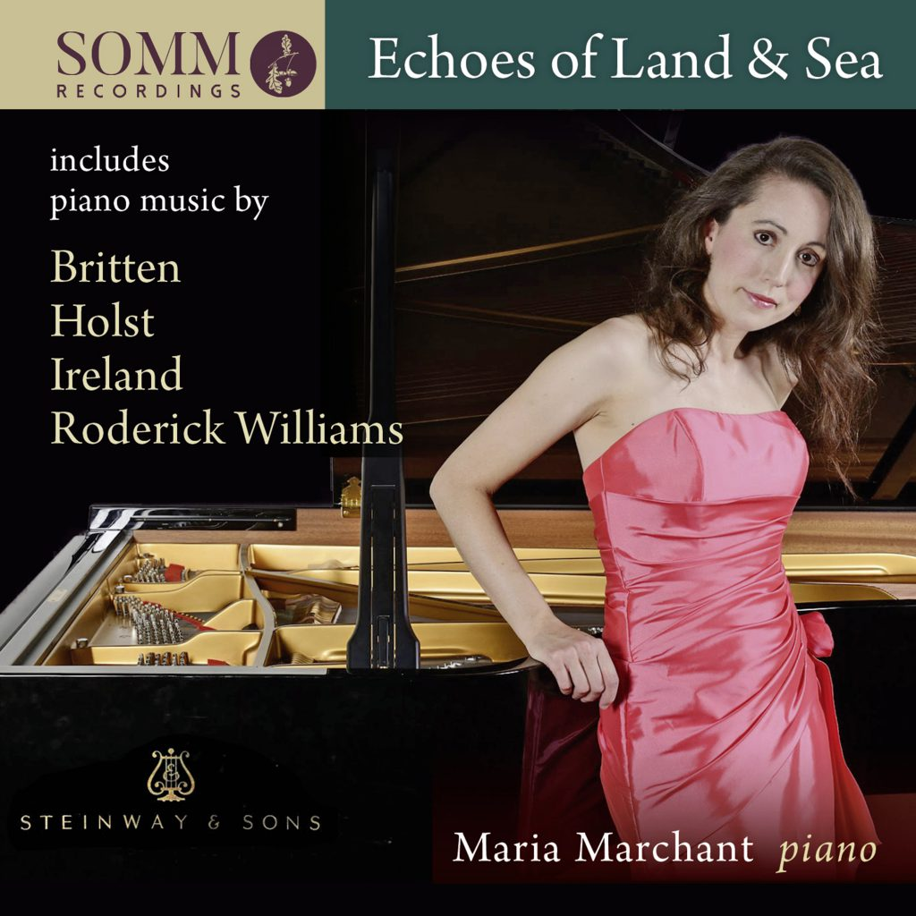 The album 'Echoes of Land and Sea'