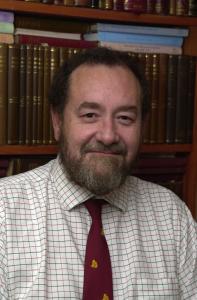 Sussex author and Tudor historian Robert Hutchinson