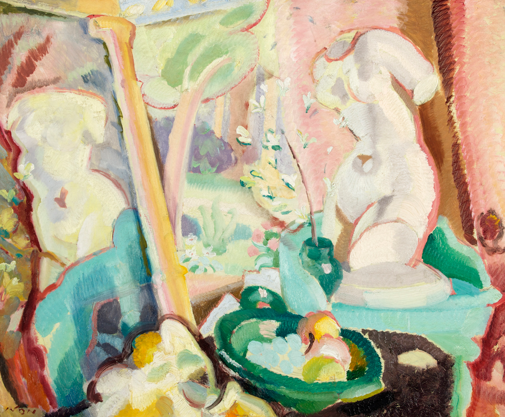 Ivon Hitchens – 'Spring in Eden', c.1925, oil on canvas © The Estate of Ivon Hitchens