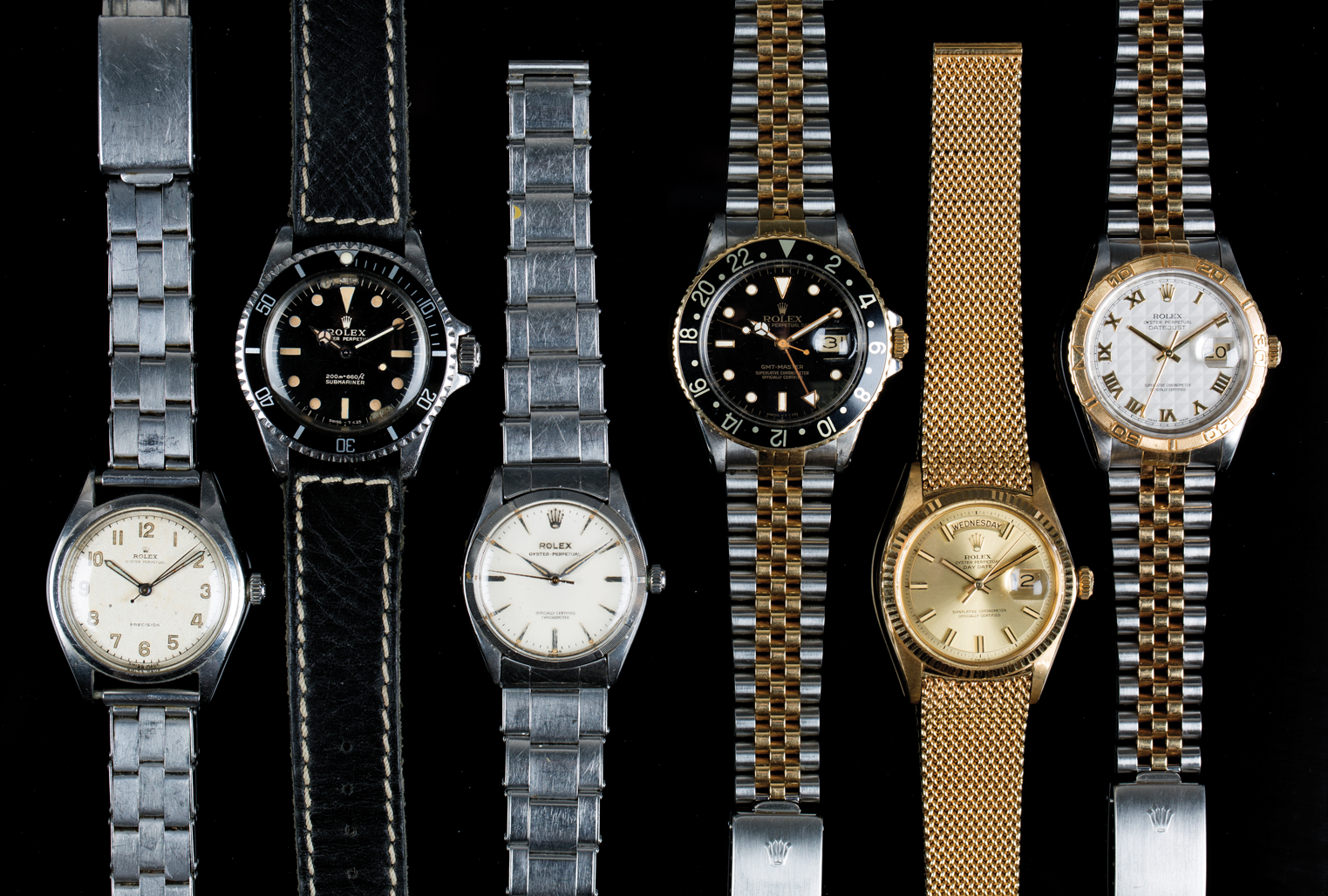 Rolex Watches at Toovey's
